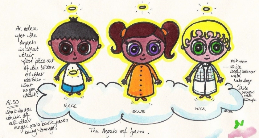 ANGELS22. ThreelittleAngels!x MB