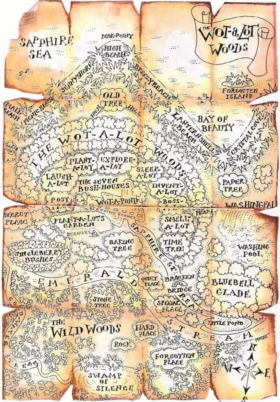 MAP OF WOT-AN-iSLAND