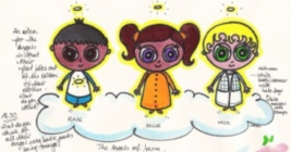 MB Three little Angels of Jarm