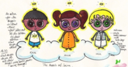 MB Three little Angels of Jarm