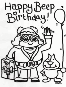 Beepy Birthday!