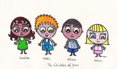 MB Original 4 more Children of Jarm