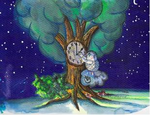 MB ORIGINAL SMELL-A-LOT & DROZZLE TAMPERING WITH THE TIME TREE