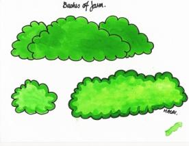 MB BUSHES OF JARM