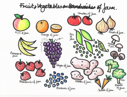 MB FRUIT AND VEGETABLES OF JARM