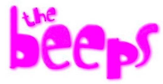 PINK BEEPS LOGO