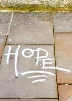 Hope. Fulham Broadway