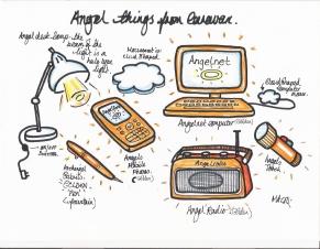 MB Original accessories Interior Angels HQ