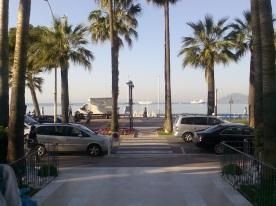 La Croisette Cannes April 2007