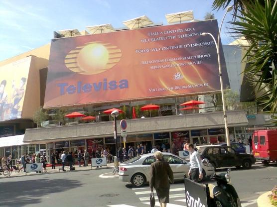 MIP Palais de Festivals Cannes April 2007