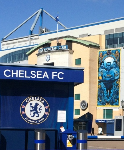 """Chelsea, Chelsea"""
