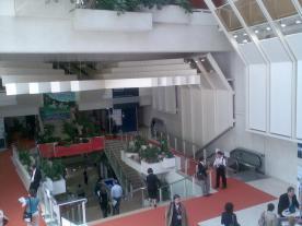 Staircases Interior Palais de Festivals