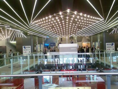 Entrance Hall Palais de Festivals