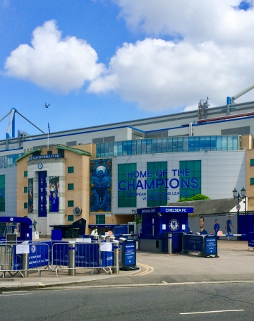 CFC Home of the Champions!