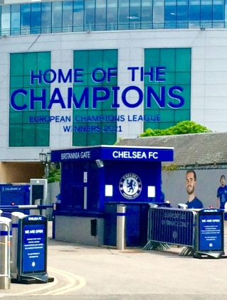 Chelsea Chelsea Home of the Champions