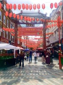 Love Chinatown