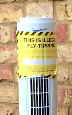 ILLEGAL Fly Tipping ii